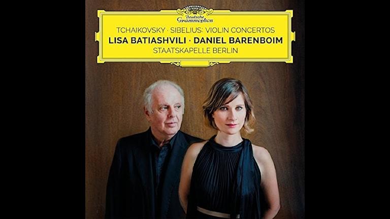 Lisa Batiashvili spelar Tjajkovskij och Sibelius