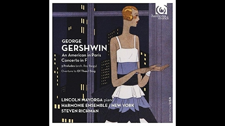 Steven Richman dirigerar Gershwin