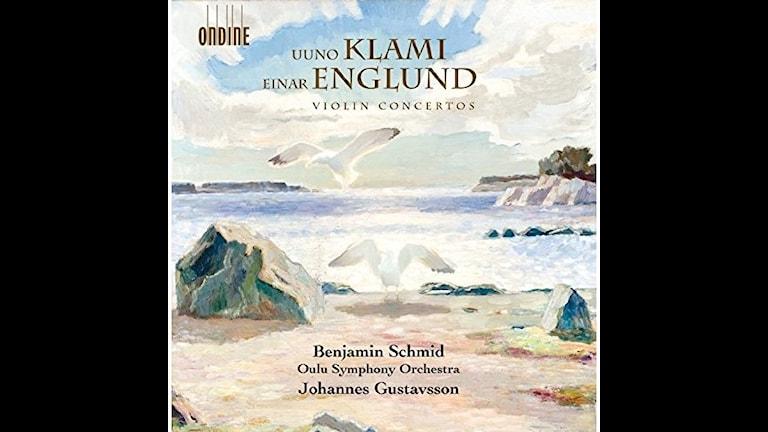 Finska violinkonserter med Benjamin Schmid