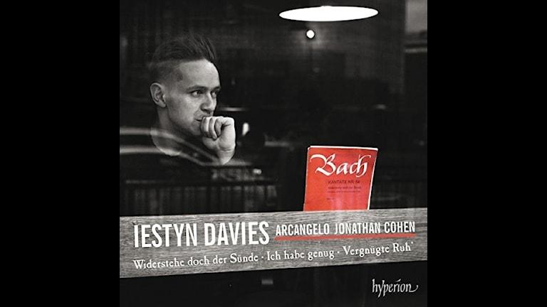 Iestyn Davies sjunger Bach-kantater