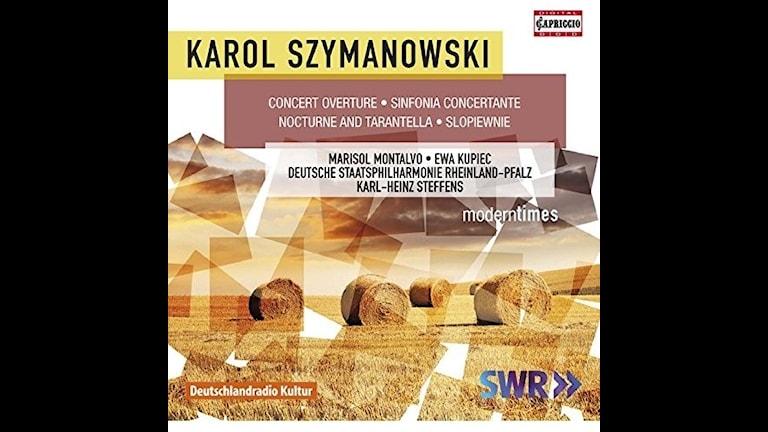 Karl-Heinz Steffens dirigerar Szymanowski