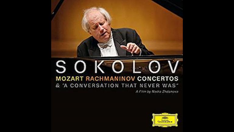 Grigory Sokolov spelar Mozarts 23e och Rach3an