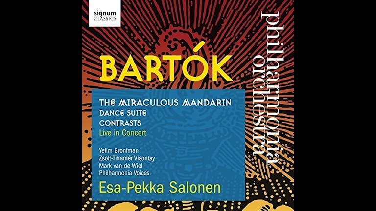 Esa-Pekka Salonen dirigerar Bartók