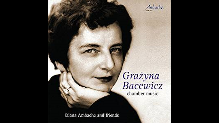 Kammarmusik av Grazyna Bacewicz