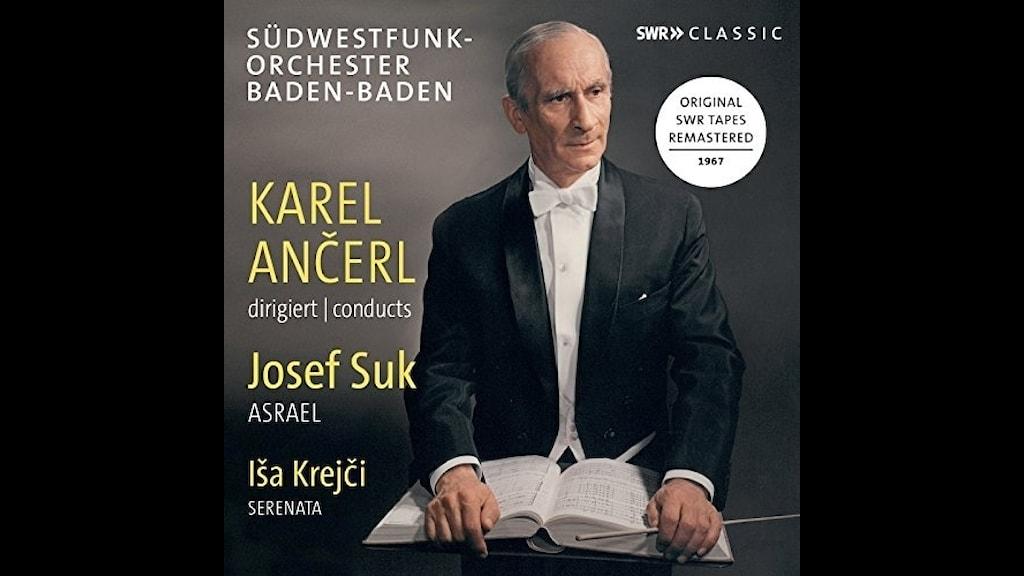 Karel Ancerl dirigerar Josef Suks Asrael-symfoni
