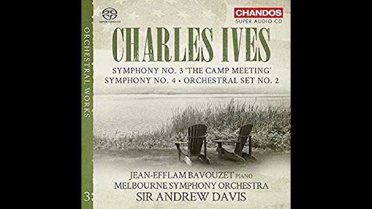Andrew Davis dirigerar Ives