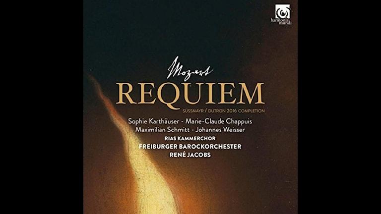 René Jacobs dirigerar Mozarts Requiem