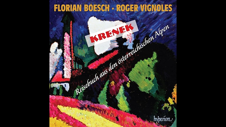 Florian Boesch sjunger Krenek
