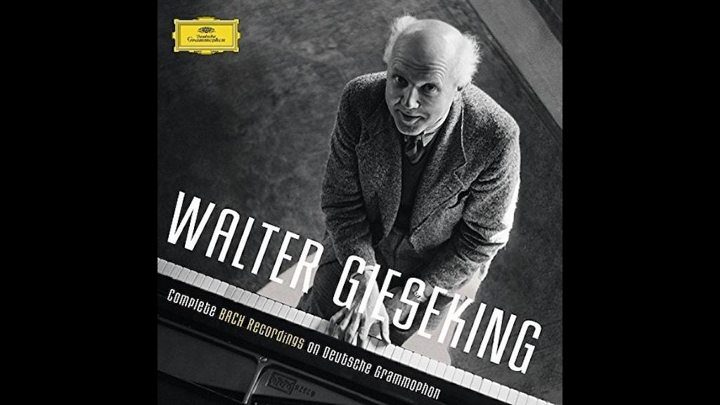 Curt Carlsson väljer Walter Gieseking