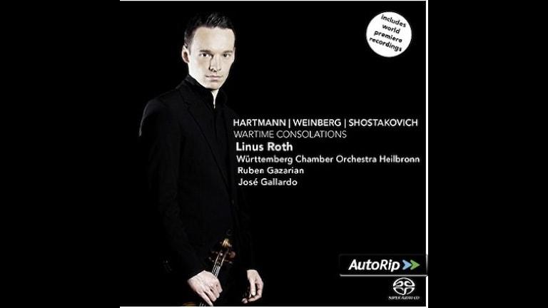 Violinisten Linus Roth briljerar