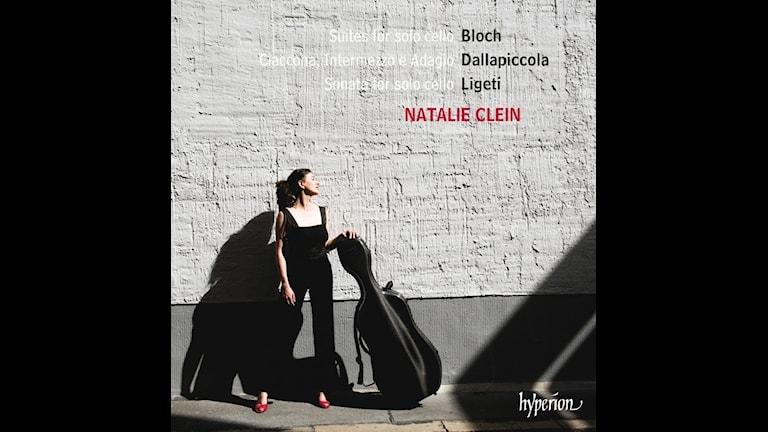 Clein spelar solo-Cello