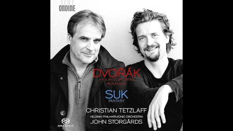 Violinisten Christian Tetzlaff spelar Dvorák och Suk
