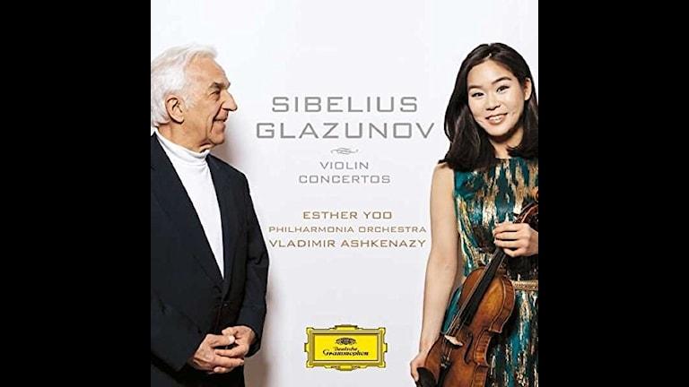 Violinisten Esther Yoo spelar Sibelius och Glazunov