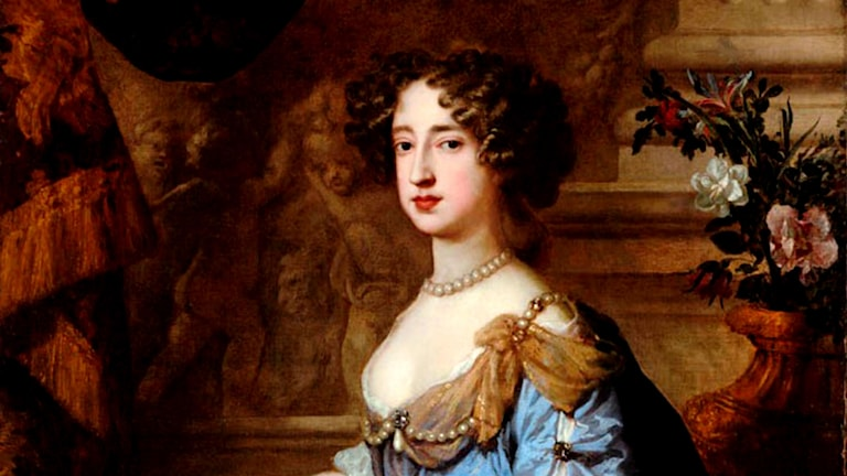 Mary II. Peter Lely (1618-1680)