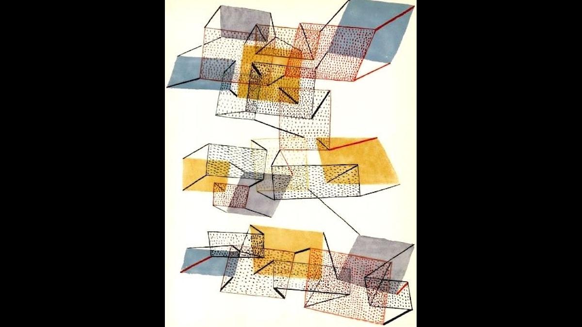 Paul Klee: Den seglande staden