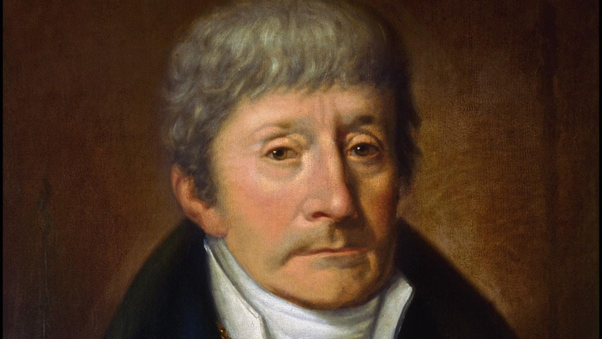 Antonio Salieri (Joseph Willibrord Mähler, 1815).