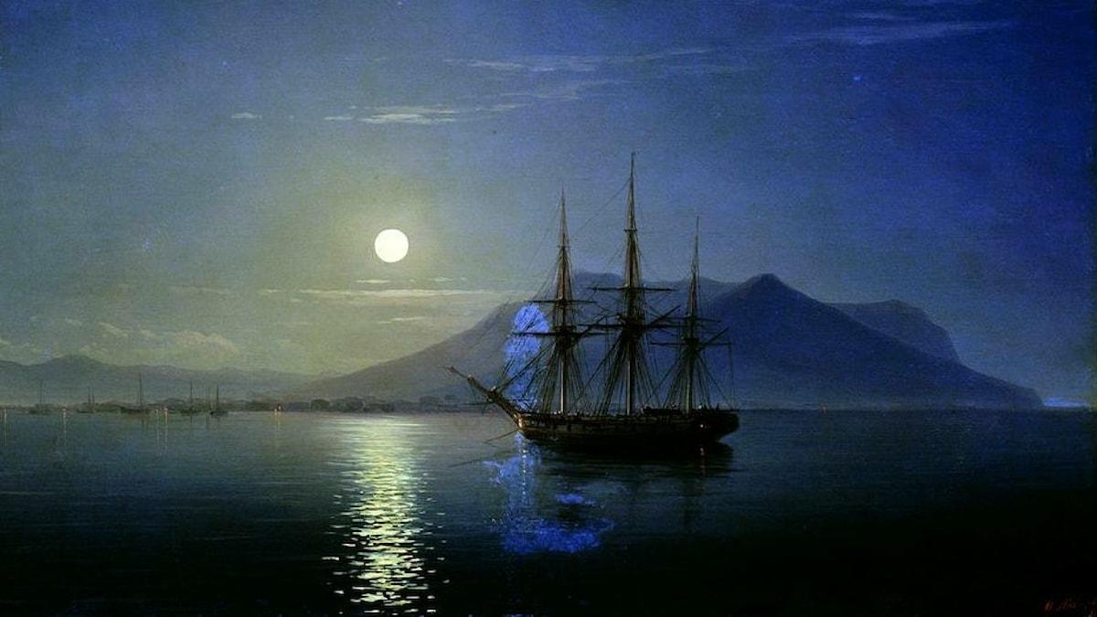 Ivan Aivazovsky, 1858