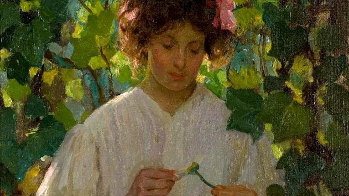 Älskar, älskar inte... Ethel Carrick, 1909