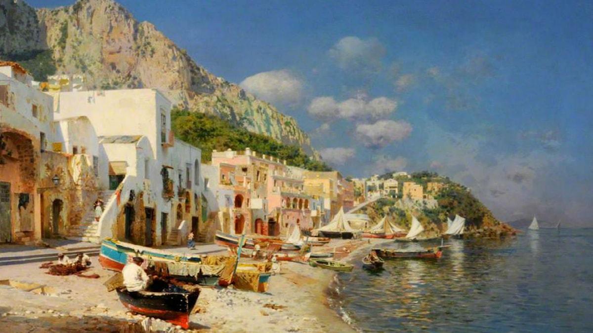 Capri, Italy. Rubens Santoro.