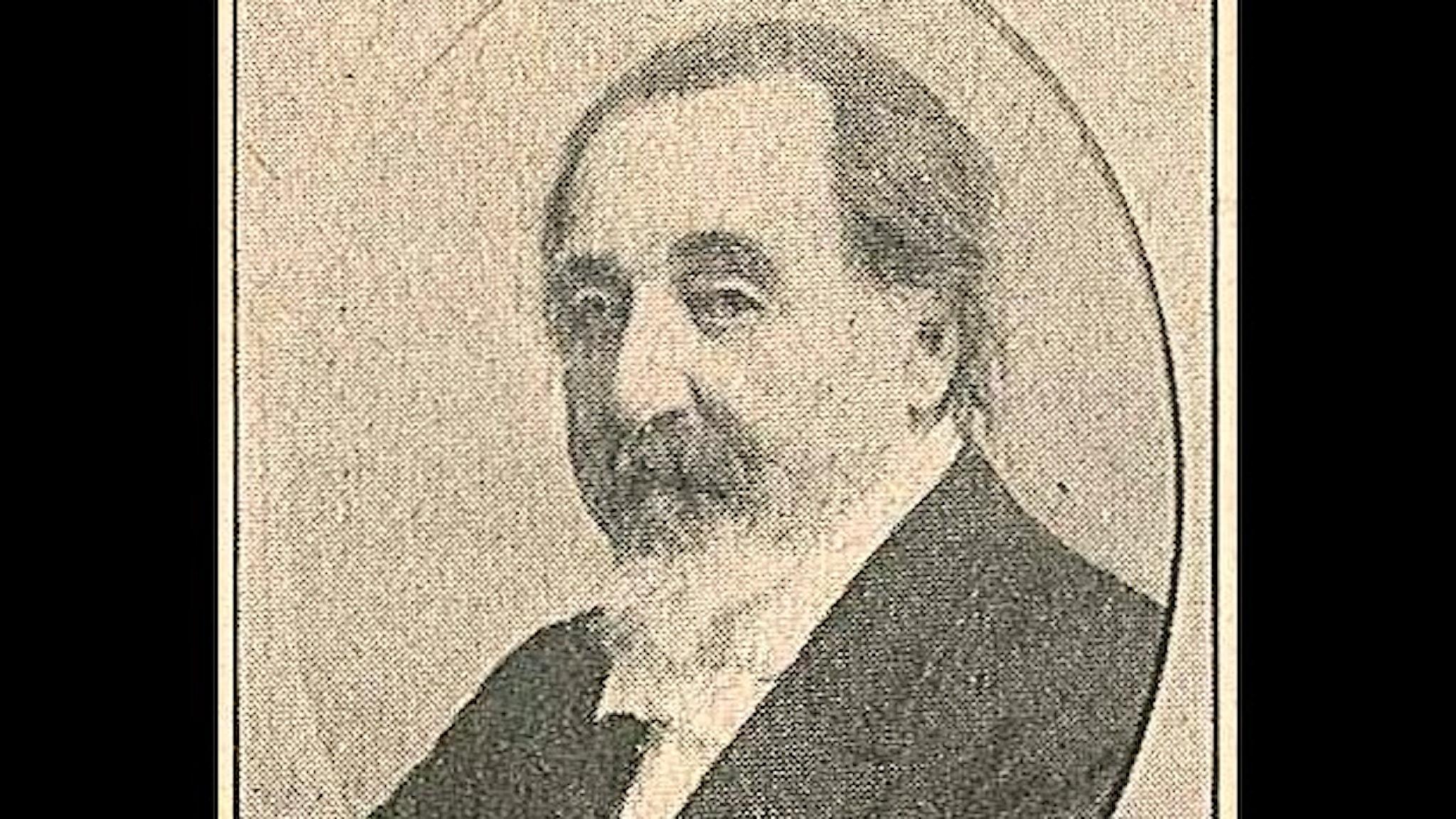 Oscar Byström. 1906. Wikimedia.