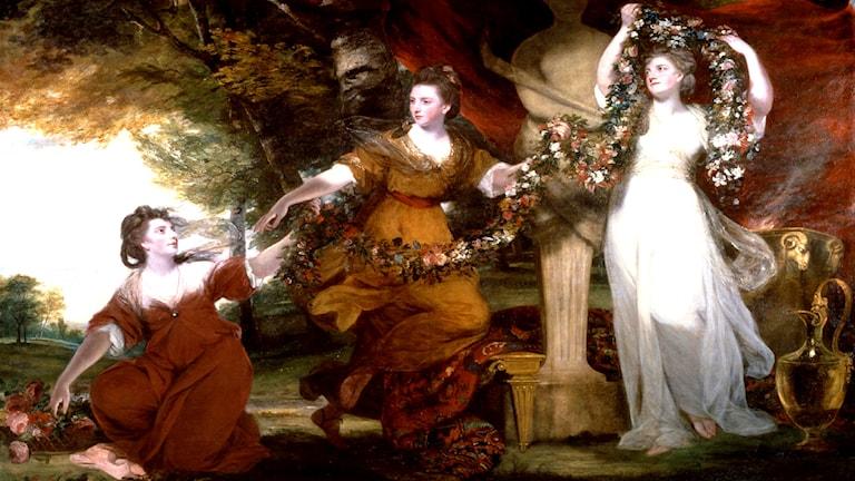 Joshua Reynolds, 1773