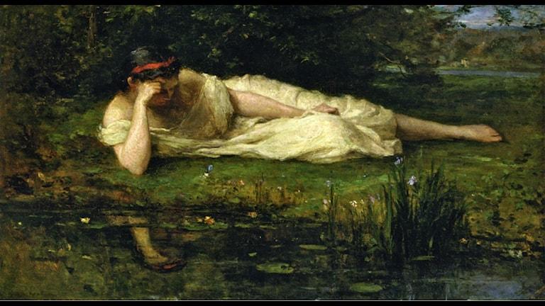 Berthe Morisot, 1864