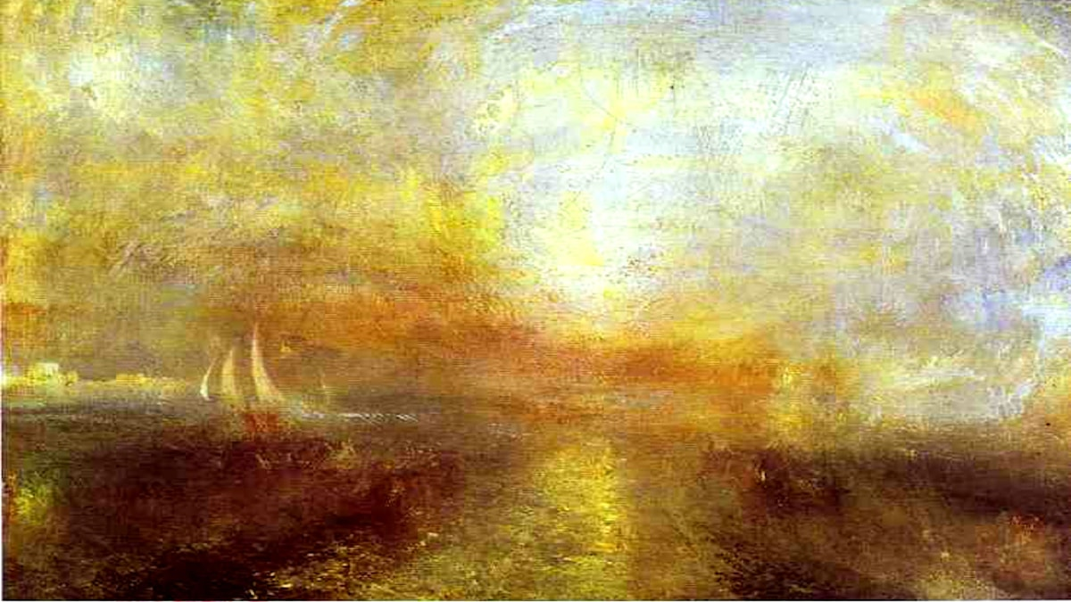 William Turner, 1835