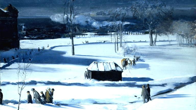 George Bellows, 1910