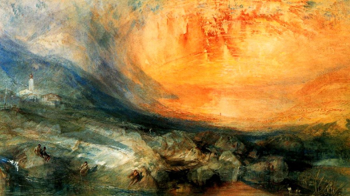 William Turner, 1841
