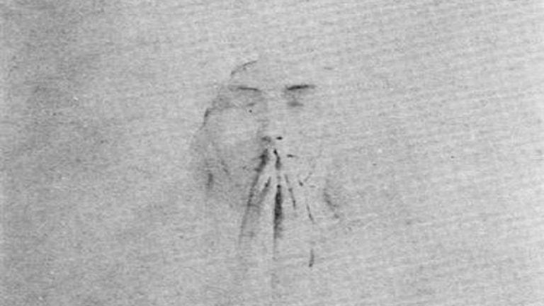 Le silence de la neige. Fernand Khnopff (1858-1921)