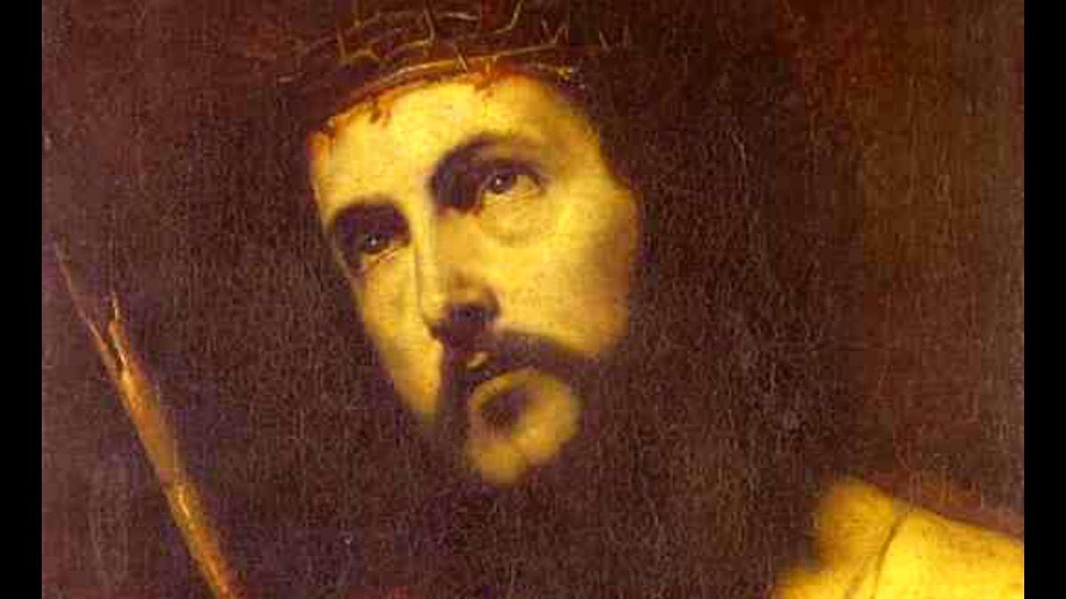 'Kristus med törnekrona'. Jusepe de Ribera (1591-1652)