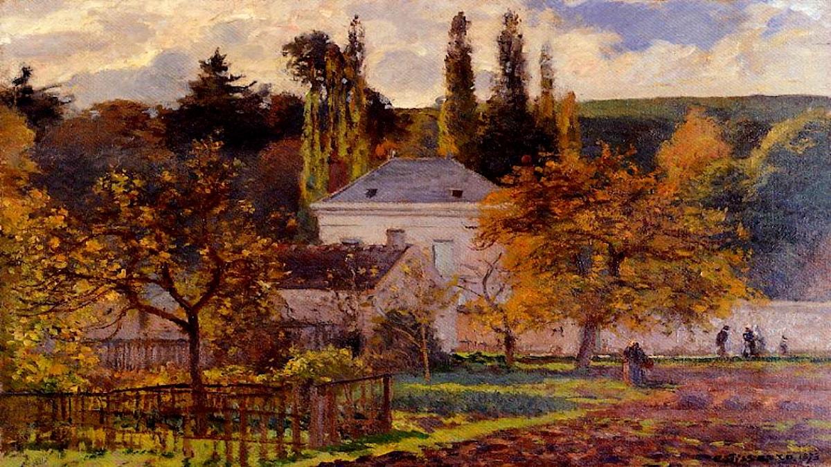 Camille Pissarro, 1873
