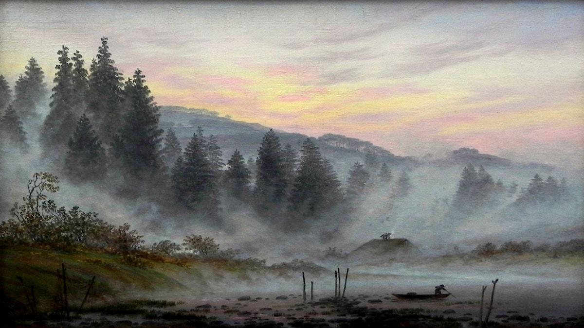 Caspar David Friedrich (1774-1840)