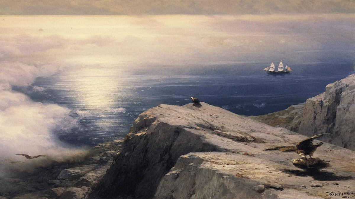 Ivan Aivazovsky, 1884