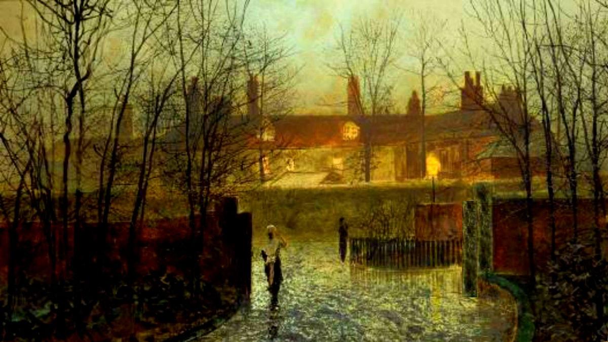 John Atkinson Grimshaw, 1878
