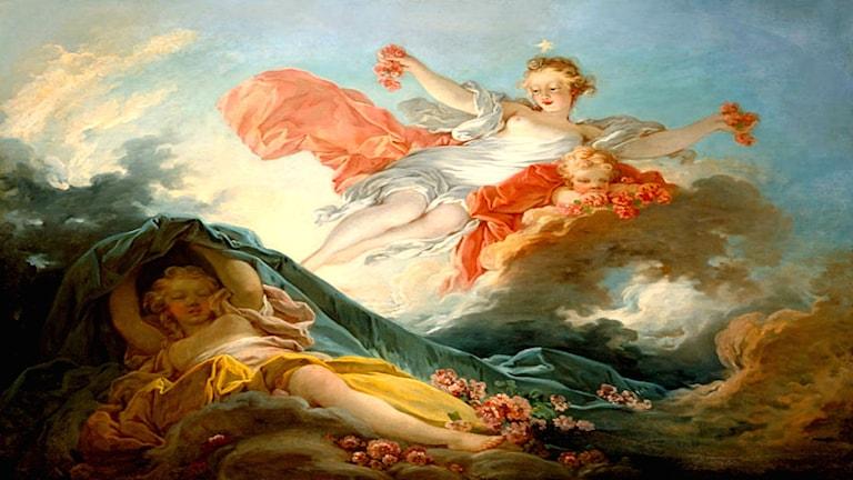 Jean-Honore Fragonard (1732-1806)