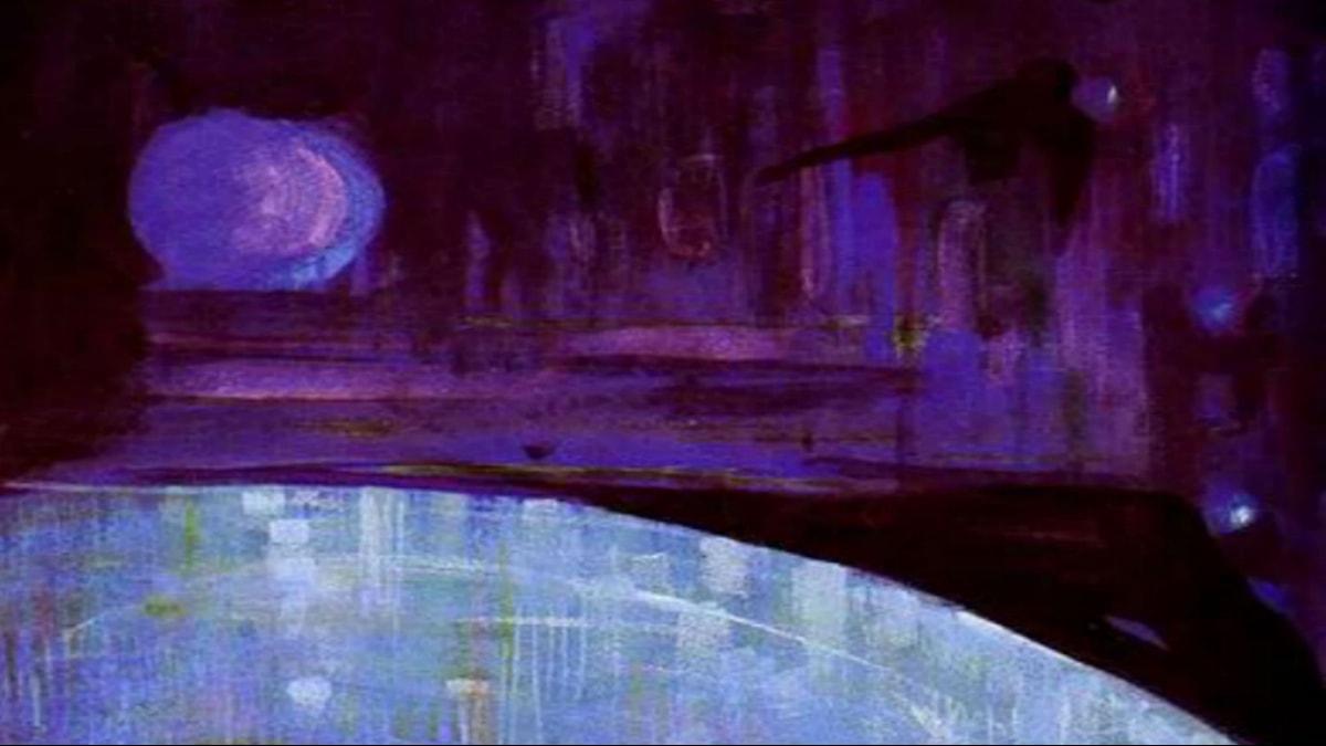 Creation of the World IV. Mikalojus Konstantinas Čiurlionis (1906)