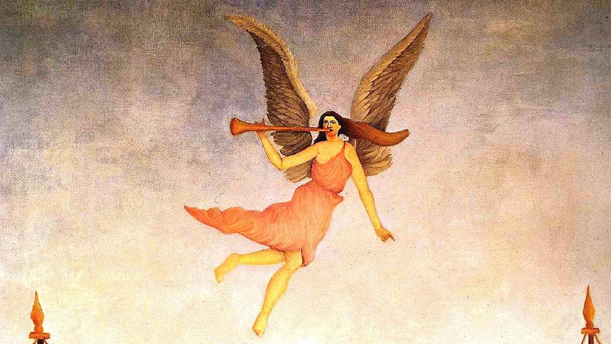 Friheten. Henri Rousseau, 1905-1906.