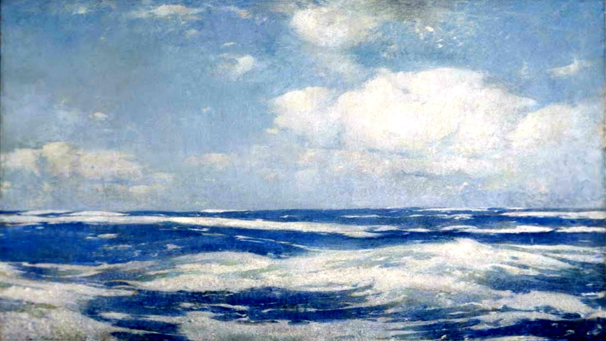 Havet sjunger