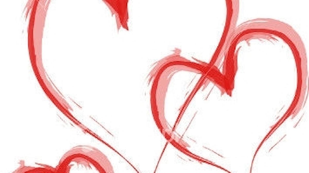 Foto Pixabay: Hjärtan