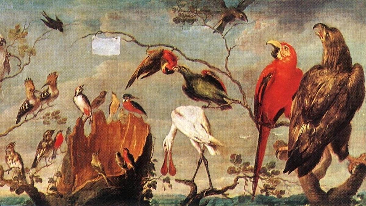 Frans Snyder; Concert of birds
