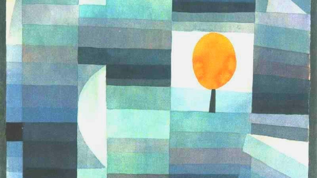 Paul Klee: Höstens budbärare (1922)