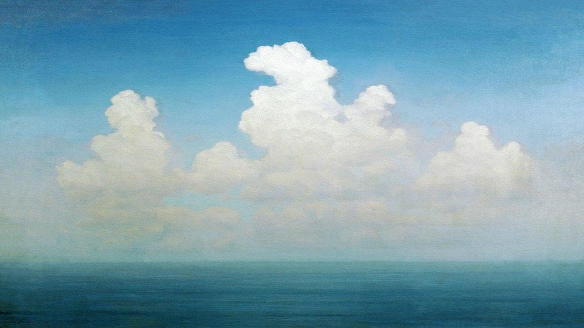 Cloud -Arkhip Kuindzhi
