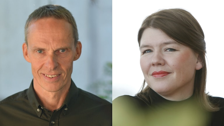 Bertil Blom och Britta Svanholm Maniette