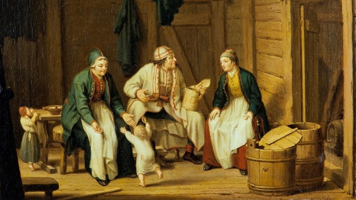 Karelska dräkten