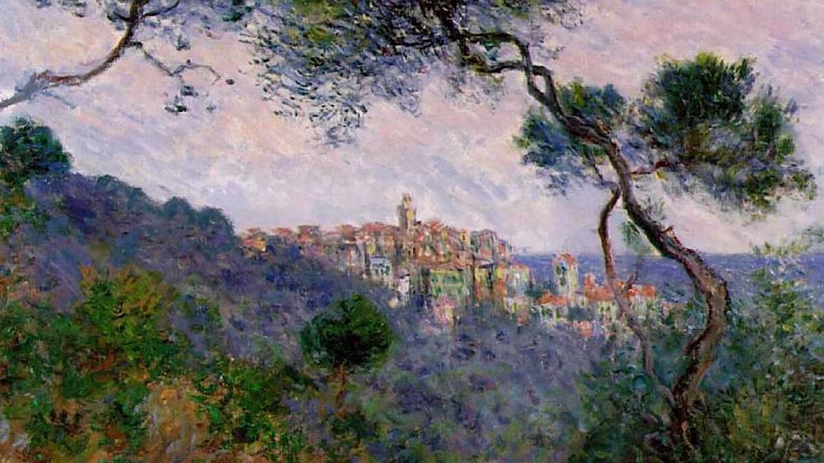 Bordighera, Italy. Claude Monet (1884)