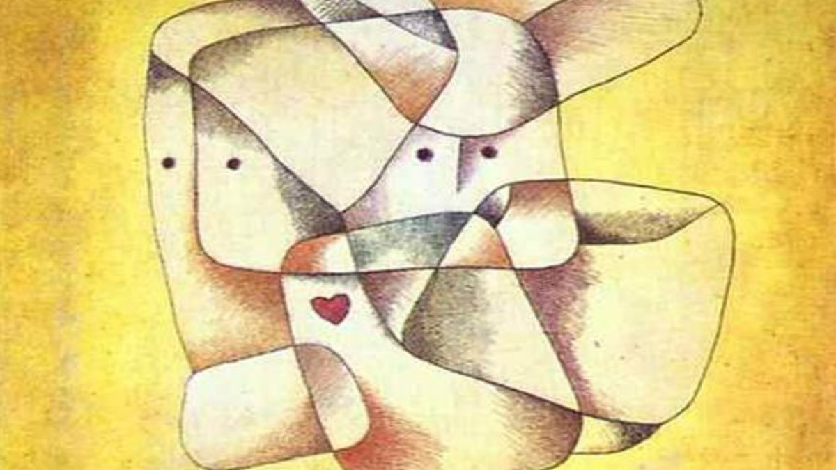 Syskon. Paul Klee - 1930