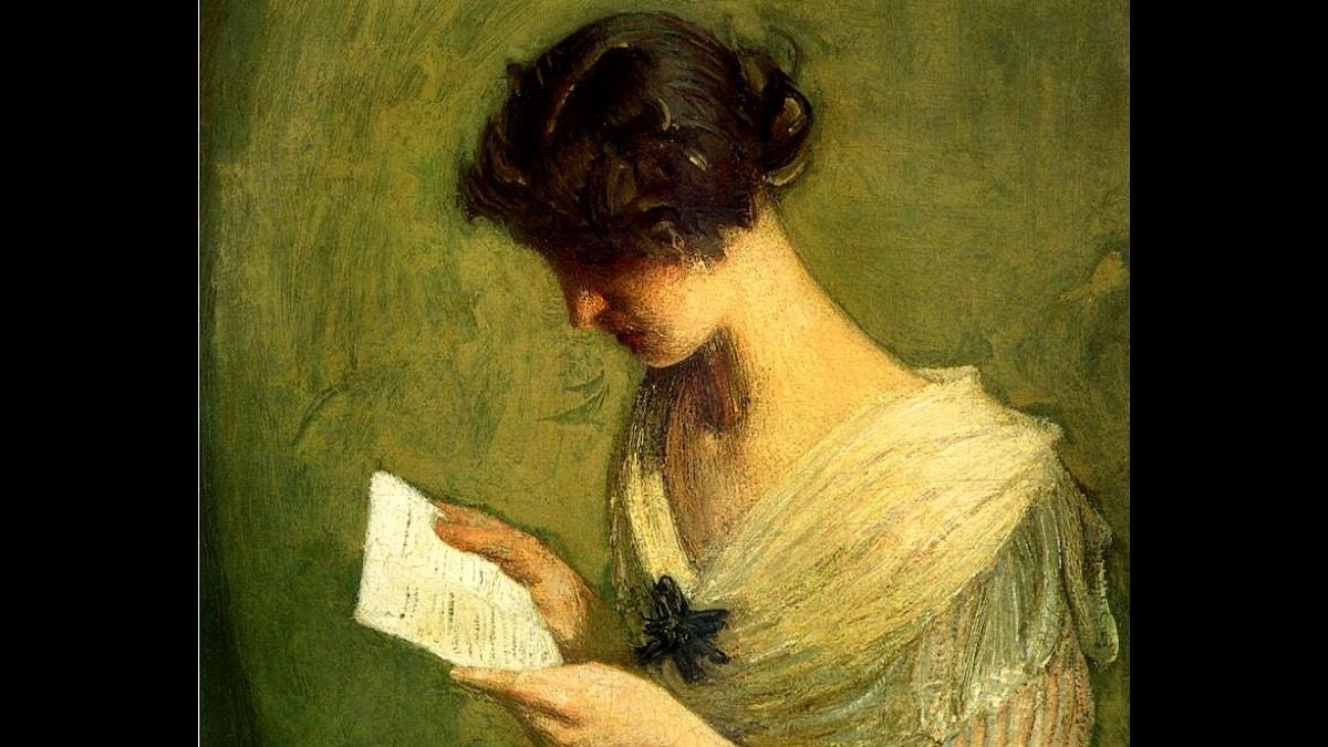 Julian Alden Weir: Brevet (1910)