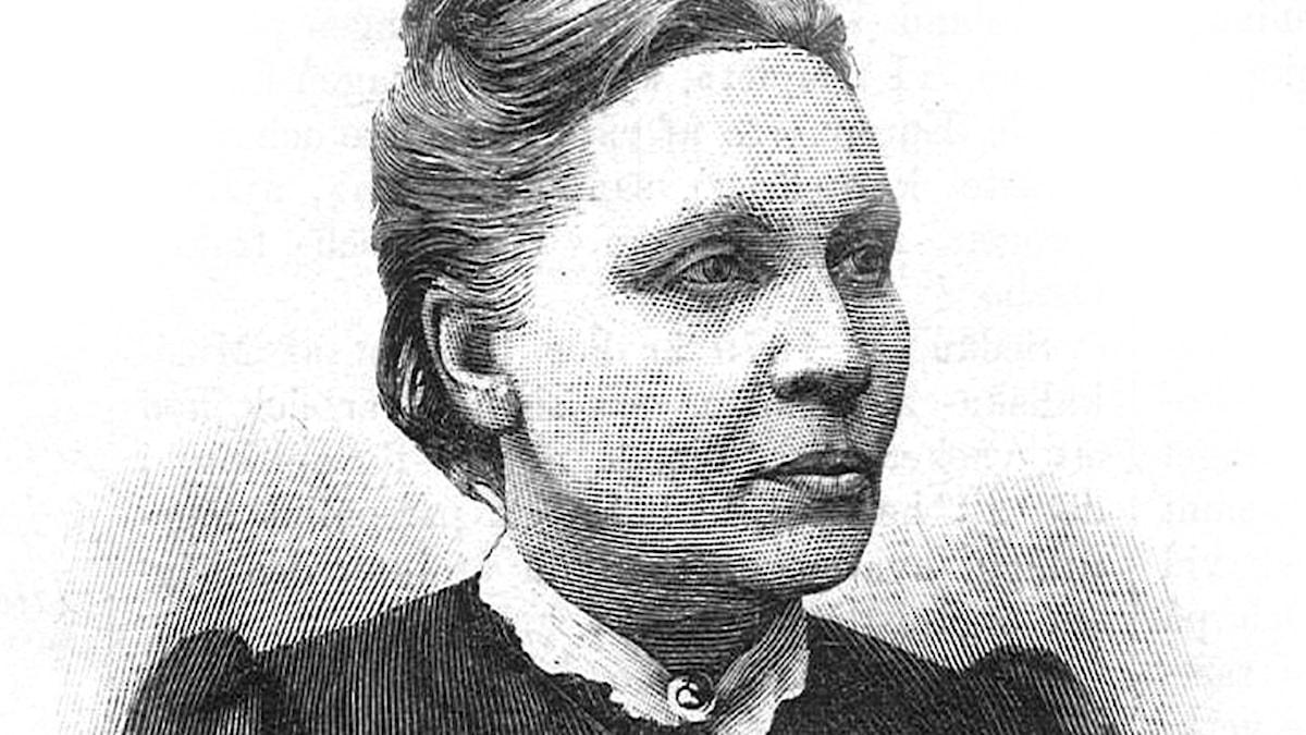 Elfrida Andrée, 1891. Gunnar Forssell (1859-1903)