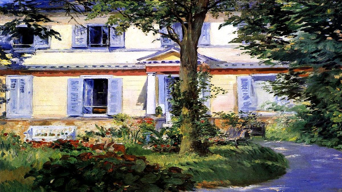 Edouard Manet, 1882